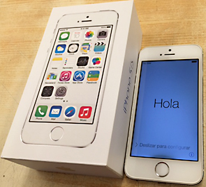 au iPhone5s 16GB ME333J/A